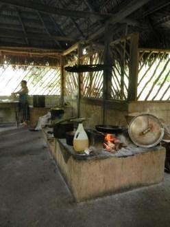 Ak'Tenamit's kitchen