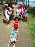 Garifuna girls