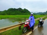 traveling during rainy seaso