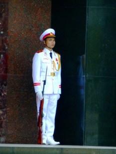 guarding Hochi