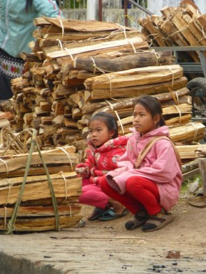 selling firewood