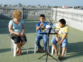 Jetzt spenden und durch Musik sozialen Wandel anstoßen