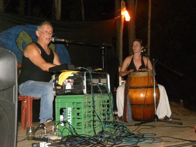 Hugo Fattorusso en el Guazu Club