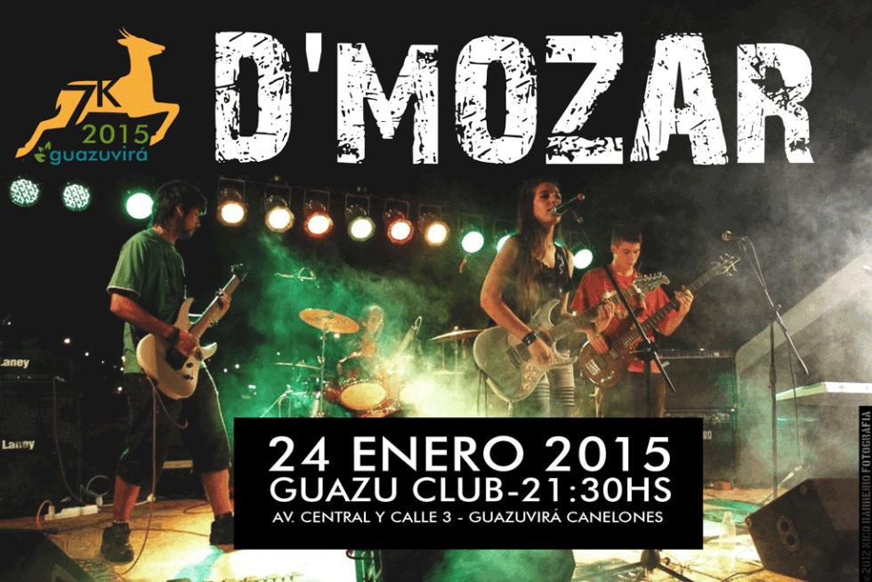 DMozar 7K Guazuvirá