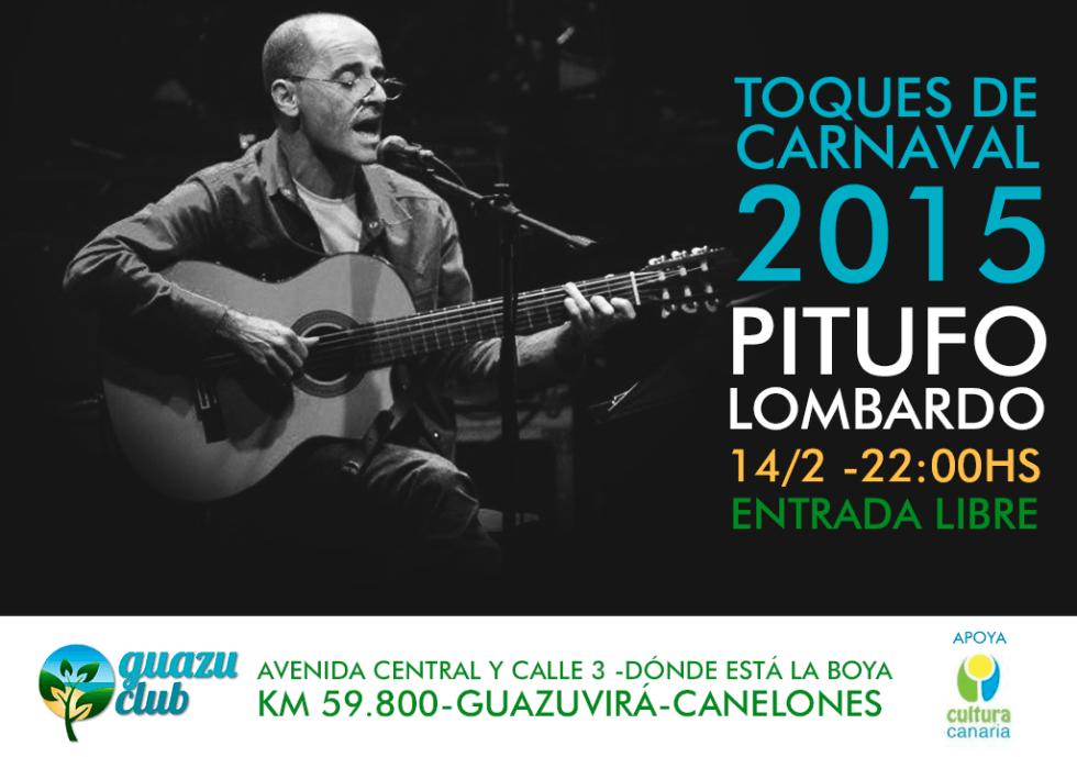 Edu Pitufo Lombardo - 2015