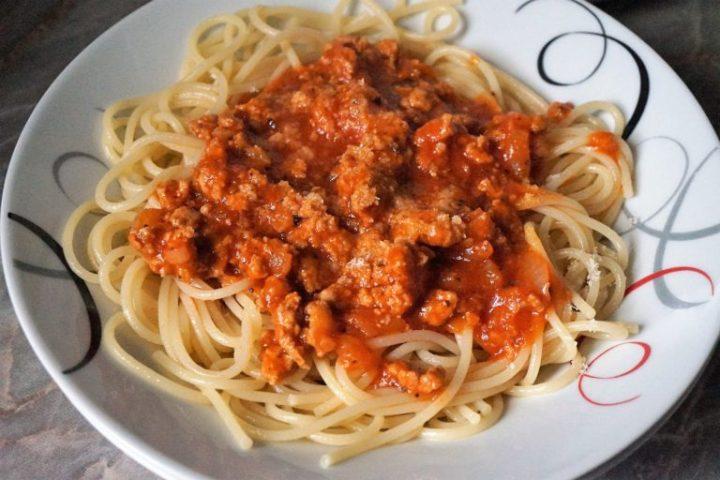 домашняя паста рецепт болоньезе