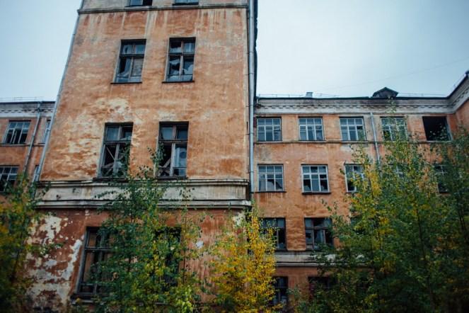 школа №8 петрозаводск заброшенная школа улица волховская
