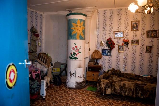 Квартира второй дочери Антонины. Фото: Лиля Кончакова