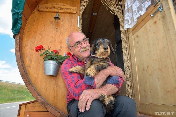 немецкий пенсионер