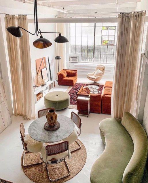 гостиная, минимализм, интерьер, тренды, 2020, ремонт, дизайн, мода, 10 трендов