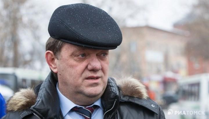 Иван Кляйн, мэр, Томск