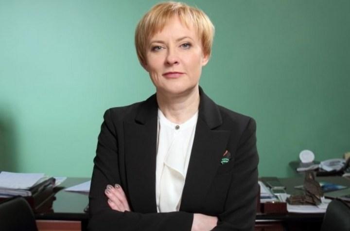 Елена Лапушкина, мэр