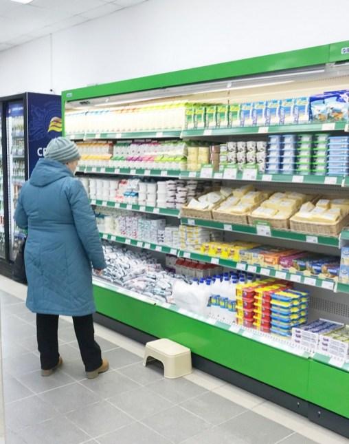 покупатель в магазине, олония, купить продукты, петрозаводск, магазин, центр, горького 25, гоголевский