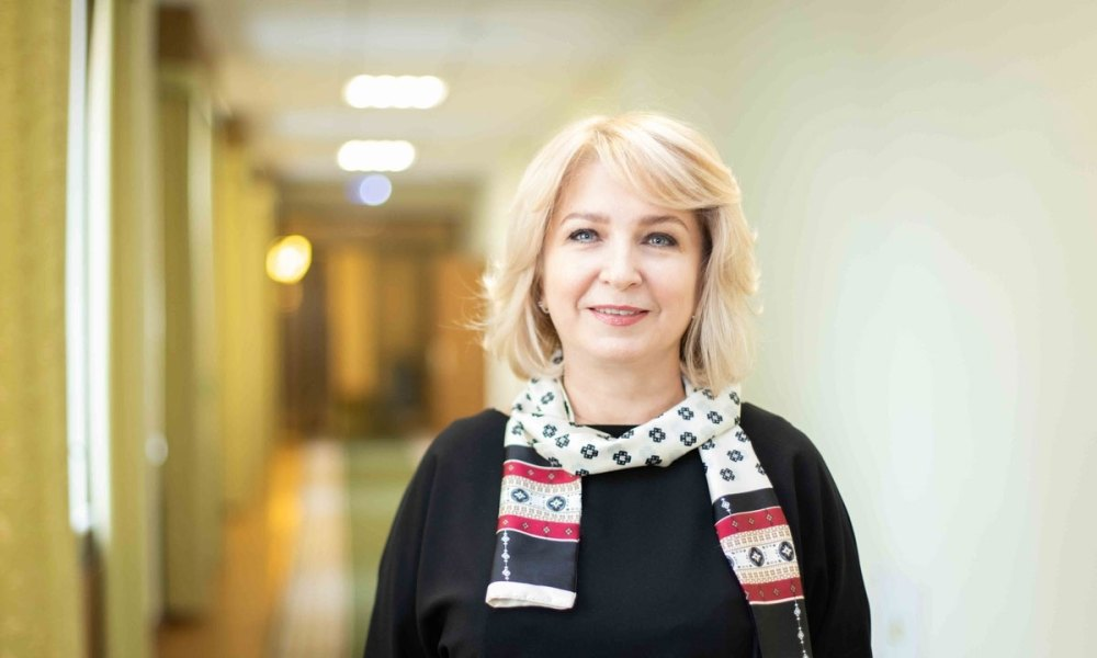 Галина Гореликова