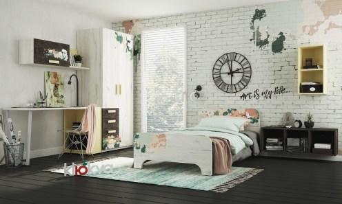 клюква, доминант, детская, комната, мебель, гарнитур, комплект мебели, для детской, идеи, дизайн, для мальчика, для девочки, петрозаводск, карелия