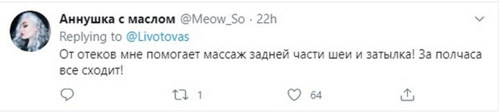 комментарий, Твиттер