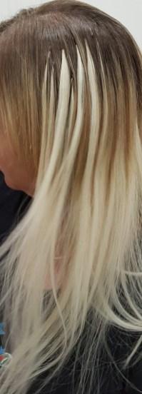 кошмарное наращивание волос