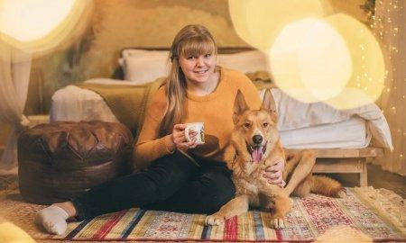 cобака, Юлия Карелина, зоозащитница