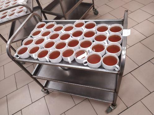 кухня больницы