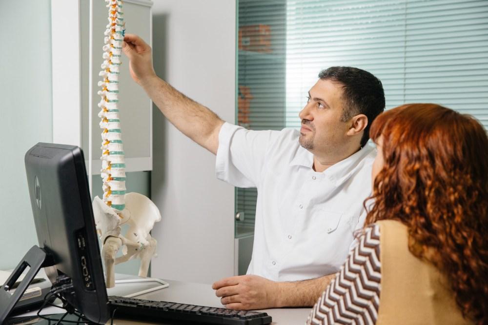 главврач костной клиники на Чайкиной