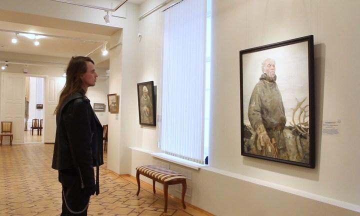 музей изобразительных искусств рк, выставка русский север, 100-летие республики карелия, изобразительное искусство