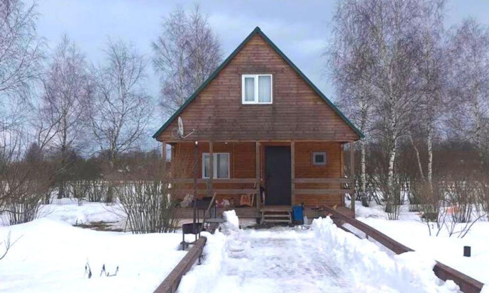 дом Блинова