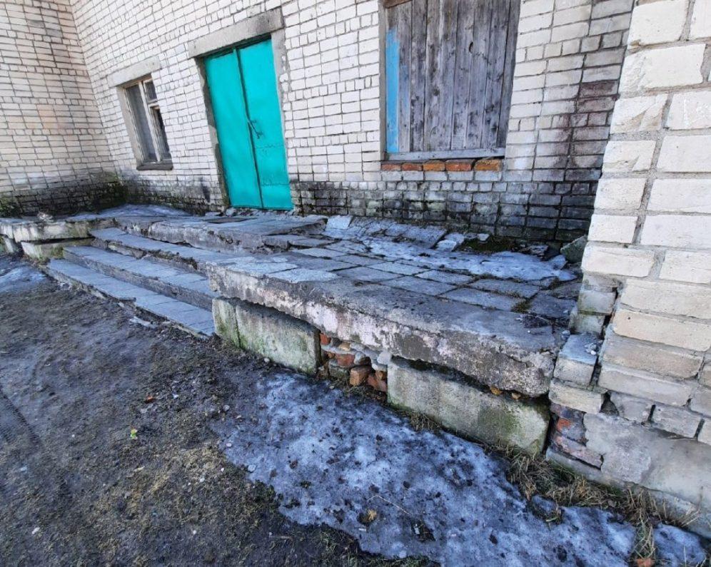 Неотапливаемое общежитие в Шуньге. Фото: «Губернiя Daily»