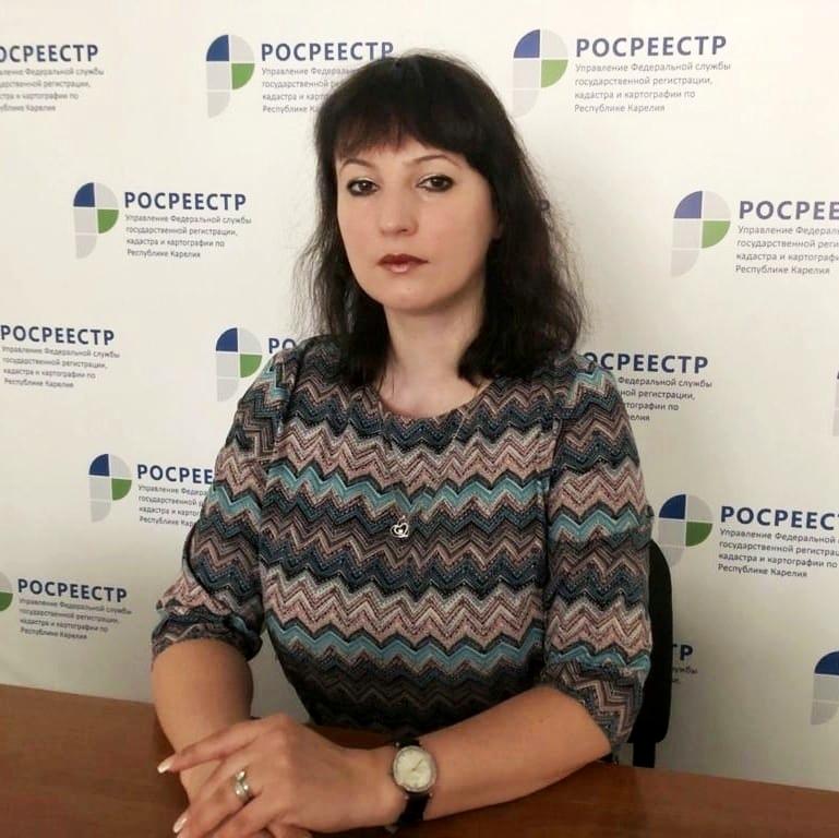 Татьяна Полякова Росреест Карелии