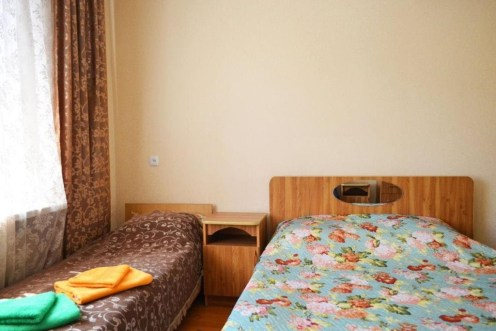 дешевый отель в Сочи