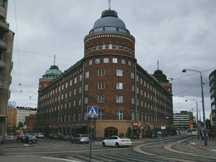 Финская архитектура