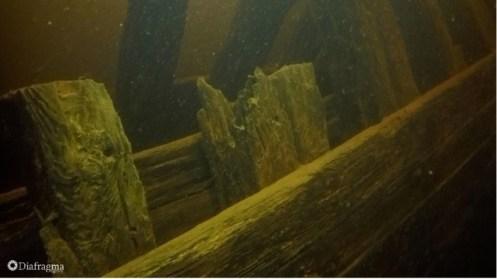 затонувшее судно