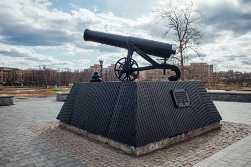 Пушка Петрозаводск