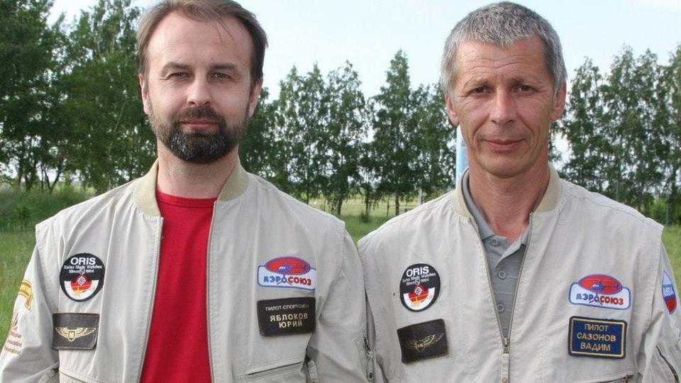 Фото: Вадим Сазонов (на фото справа)
