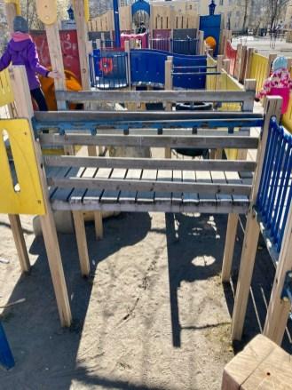 детская площадка в кондопоге