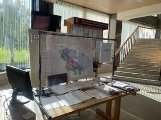 Выставка проектов генплана в мэрии