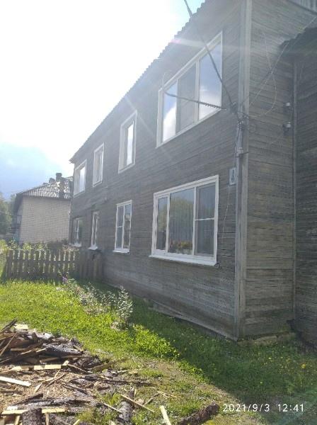 Дом, где живет Ирэна с детьми