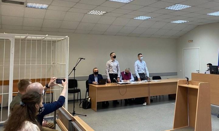 Иван Савельев и Иван Ковалев