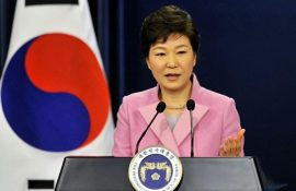 South Korean Parliament vote to impeach President Park