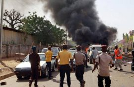 Scores feared dead as suicide bomber hits mosque in Adamawa