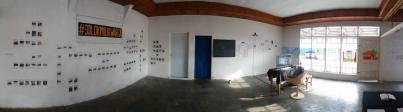 """Open Studio """"Di Rantau Awak Se"""" 11 Maret 2017, di Galeri Gubuak Kopi (Foto: Manshur Zikri)"""