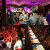 Suasana malam anugerah Apresiasi Film Indonesia 2016 di Manado. (foto: AFI 2016)