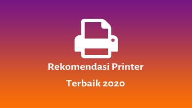 Photo of Rekomendasi Printer Terbaik 2020
