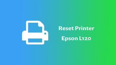 Photo of Cara Reset Printer Epson L120