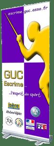 Identité Grenoble Université Club Escrime