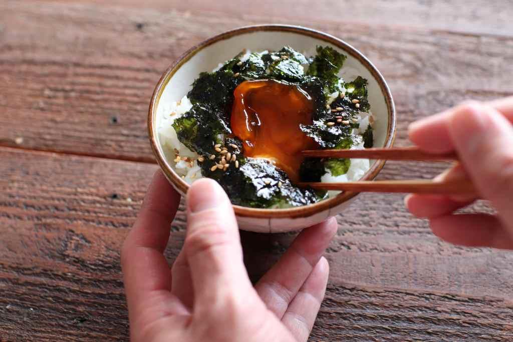 【レシピ】濃厚とろ〜りTKG(卵かけご飯)