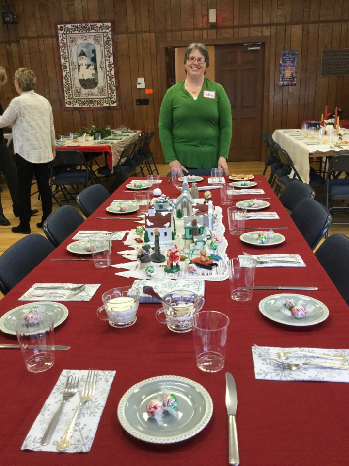 """2016 – """"Cathy's Table"""""""