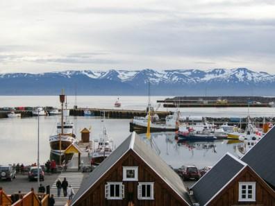 I paesini sui fiordi islandesi
