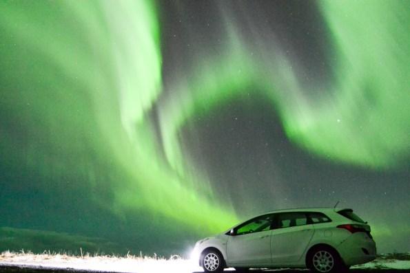 L'aurora boreale, da vedere una volta nella vita