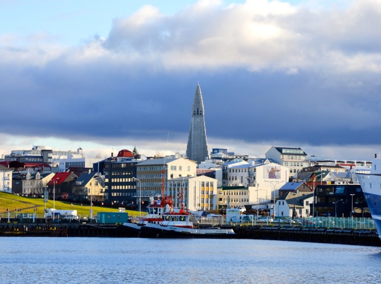 Reykjavik, la capitale più a nord del mondo