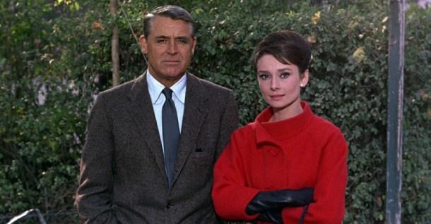 Audrey Hepburn Cary Grant